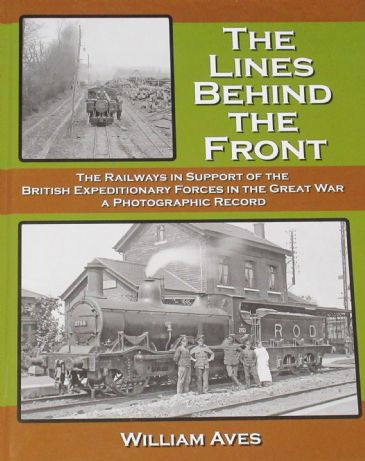 The Lines Behind the Front, by William Aves